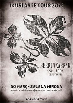 BERRI TXARRAK a Girona