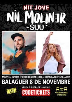 NIL MOLINER + SUU