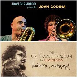 Joan Chamorro presenta Joan Codina