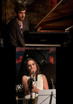 LIVE RECORDING SESSION JAN DOMENECH & JOANA CASANOVA