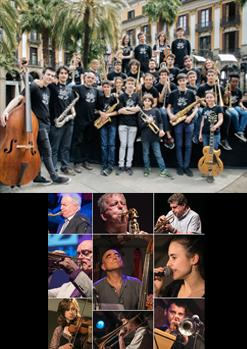 CLOSSING JAZZING amb la SANT ANDREU JAZZ BAND &FRIENDS | TRIBUTE TO CLIFFORD BROWN & DEXTER GORDON