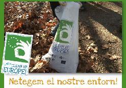 CLEAN UP DAY - JORNADA DE NETEJA DE L'ENTORN