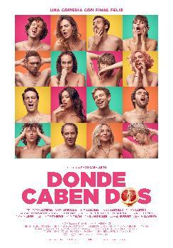 """DONDE CABEN DOS"" de Paco Caballero (Cicle Gaudí de Cinema)"