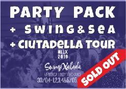 PACK FESTES + La Mar de Swing + Tour Guiat