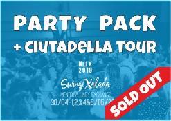 PACK FESTES + Tour Guiat Ciutadella