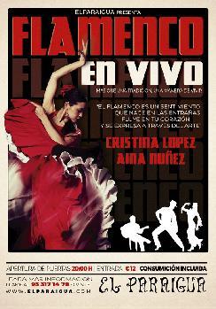 Flamenco: Romero y Jara en El Paraigua