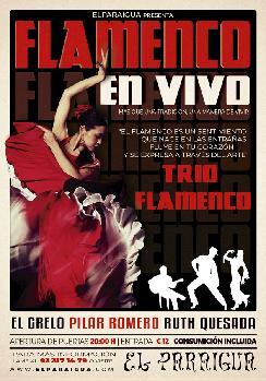 Flamenco: Trio Flamenco