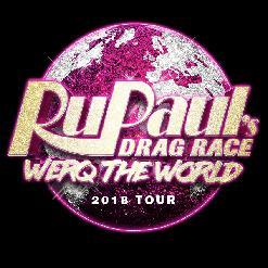 RuPaul's Drag Race - WERQ THE WORLD TOUR 2018 - PARIS - Mercredi 6 juin 2018