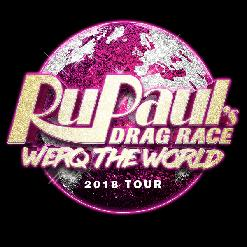 RuPaul's Drag Race - WERQ THE WORLD TOUR 2018 - LISBOA - Domingo 10 de junho de 2018 - À VENDA EM BREVE