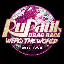 RuPaul's Drag Race - WERQ THE WORLD TOUR 2018 - PARIS - Lundi 11 juin 2018