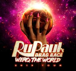 RuPaul's DRAG RACE WERQ THE WORLD TOUR 2019 - BARCELONA - Sábado 6 de abril de 2019