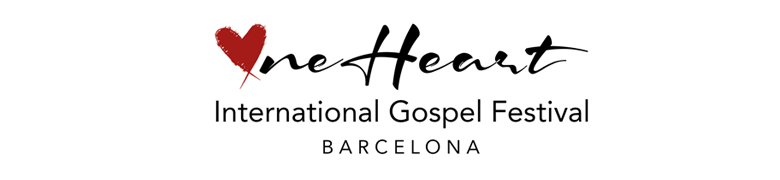 ONE HEART - INTERNATIONAL GOSPEL FESTIVAL - BARCELONA