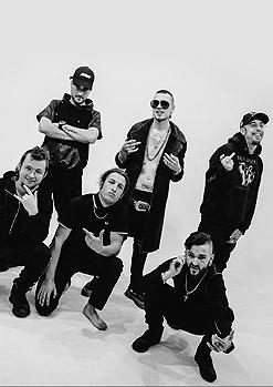 P.A.W.N. Gang + Artista convidat
