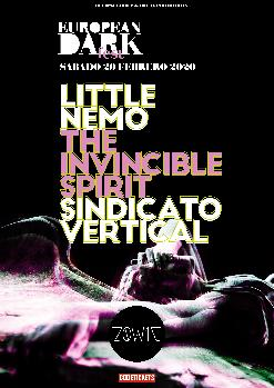 Little Nemo | The Invincible Spirit | Sindicato Vertical