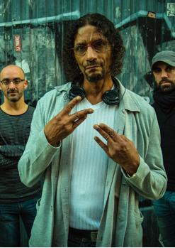 Dee Burrows Project feat Patax, Collado y Barcelo