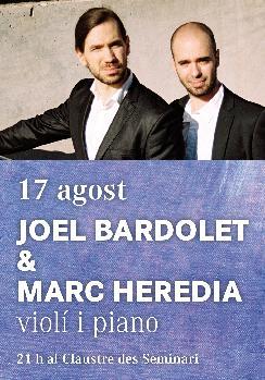 JOEL BARDOLET & MARC HEREDIA