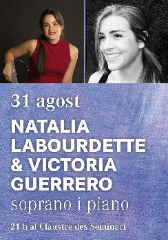 NATALIA LABOURDETTE & VICTORIA GUERRERO