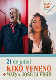 Kiko Veneno + María José Llergo