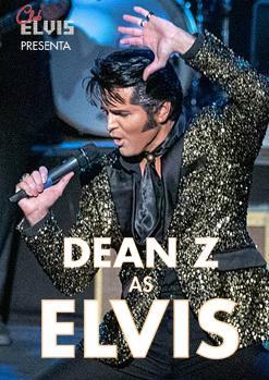Club Elvis Presenta: Dean Z As Elvis