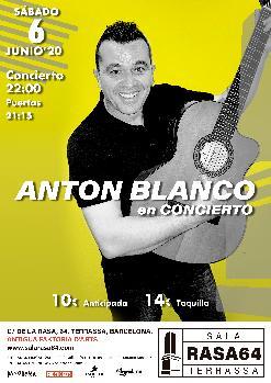 ANTÓN BLANCO