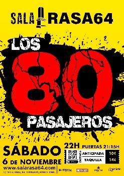 LOS 80 PASAJEROS