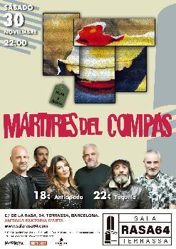 MÁRTIRES DEL COMPAS