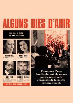 ALGUNS DIES D'AHIR