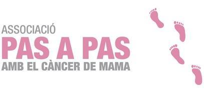 ASSOCIACIÓ PAS A PAS AMB EL CÀNCER DE MAMA