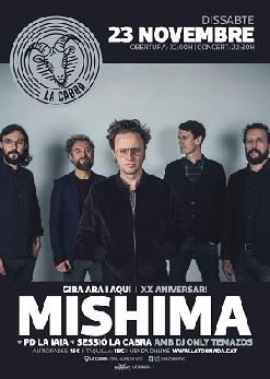 MISHIMA + PD LA IAIA