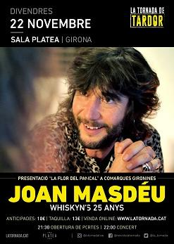 JOAN MASDÉU   WHISKYN'S 25 ANYS