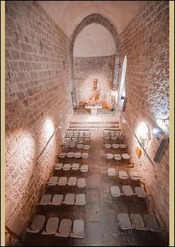 Concert a Cegues a la Capella de Sant Jaume