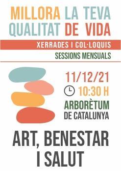Xerrada: ART, BENESTAR I SALUT