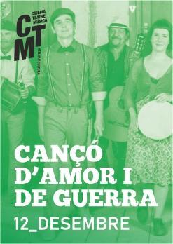 CANÇÓ D'AMOR I DE GUERRA - Cloenda 200 anys de municipi