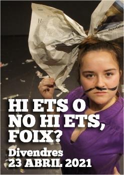 Hi ets o no hi ets, Foix?