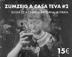 Bossa ZZ + Cervesa Artesana La Pirata