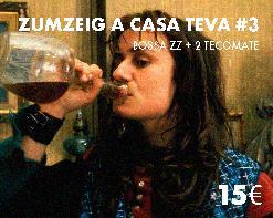 Bossa ZZ + 2 Tecomate