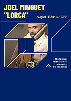 "Joel Minguet ""Lorca"""