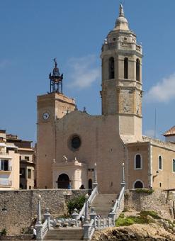 Curs de formació 2020-21. L'església de Sant Bartomeu i Santa Tecla de Sitges