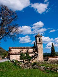 L'església de Santa Maria de Besora