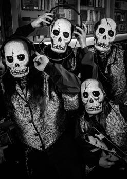 LOS TIKI PHANTOMS + THE LIZARDS + MR BRATTO DJ