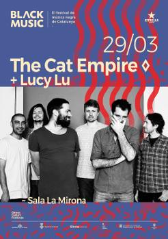 THE CAT EMPIRE · Lucy Lu