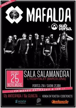MAFALDA + SUBVERSA