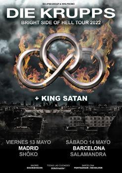 DIE KRUPPS + KING SATAN