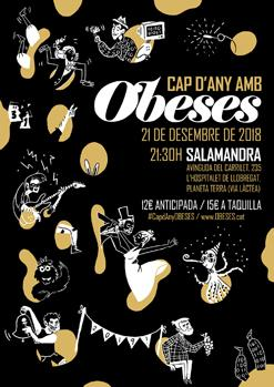 OBESES - CAP D'ANY