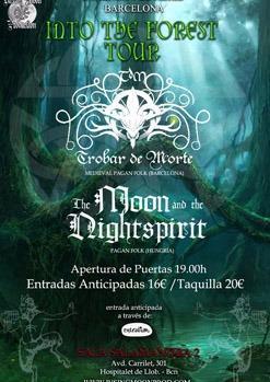 Trobar de Morte + The Moon and The Night Spirits