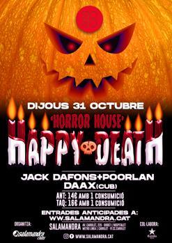 ZOCO HALLOWEEN: HAPPY DEATH