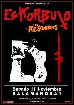 ESKORBUTO + LOS RE-SONATORS