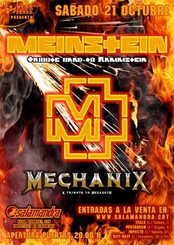 MEINSTEIN + MECHANIX