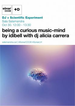 Sesión del experimento Being a Curious Music-Mind