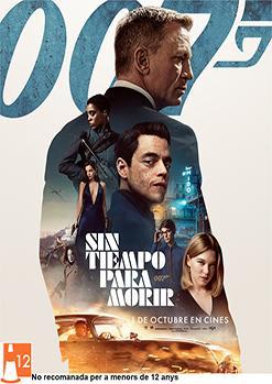 007 SIN TIEMPO PARA MORIR